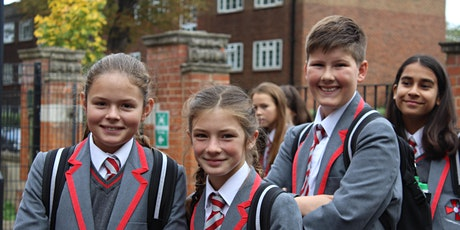 SRRCC High School Open Morning Monday 20 September 2021 Session 11 tickets