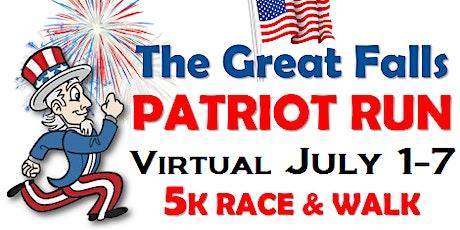 Great Falls Patriot Run tickets
