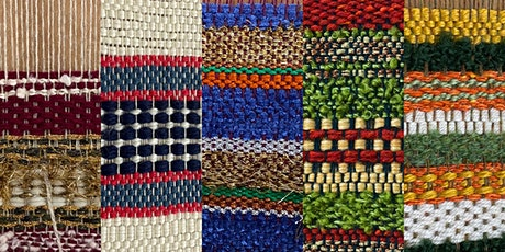 Weave and Wine: an Introduction to Weaving tickets