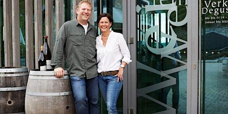 Online Weinverkostung - zu Gast ist der Winzer Ludwig Knoll Tickets