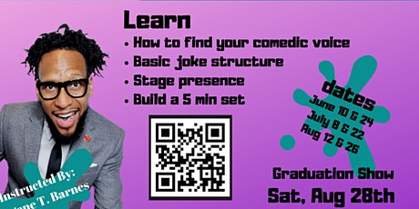 AsOneEntertainment Presents: FREE Hybrid Stand Up Comedy Workshop tickets