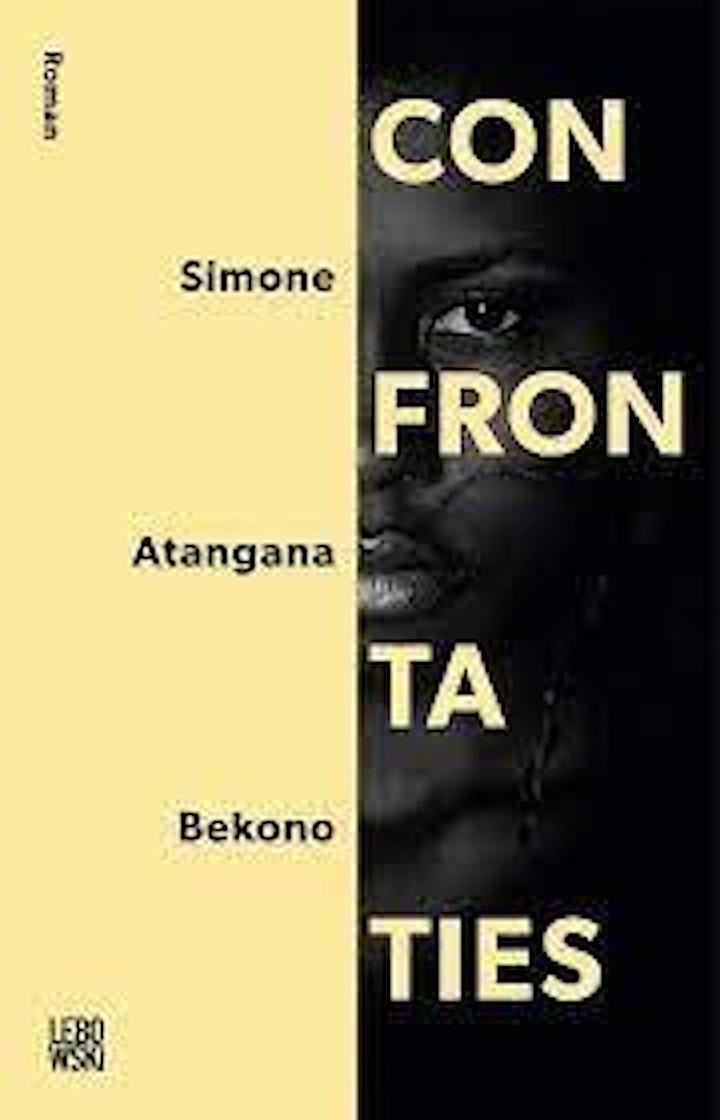 Afbeelding van Literair Café met Simone Atangana Bekono