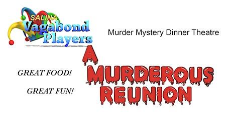 A Murderous Reunion tickets