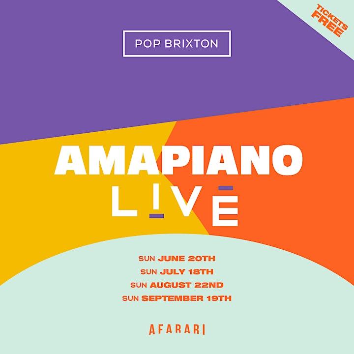 Afarari Records presents: AMAPIANO LIVE image