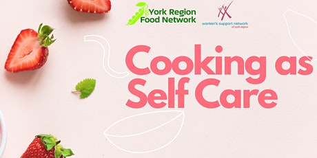 Beyond the Plate: Cooking as Self Care tickets