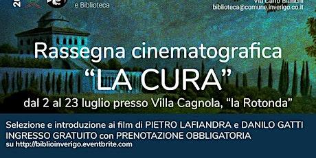 """Rassegna Cinematografica """"La Cura"""": Suspense biglietti"""