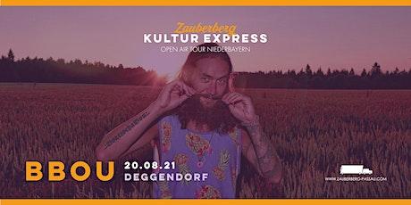 BBou • Deggendorf • Zauberberg Kultur Express Tickets