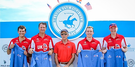 Sunday Polo - USA vs British Forces Exhibition Match tickets
