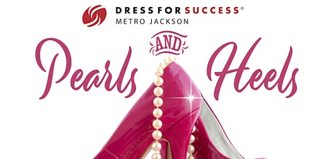 Pearls and Heels With A Cause (Virtual) tickets