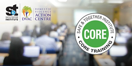 Safe & Together™ Model CORE Training by Domestic Violence Action Centre tickets