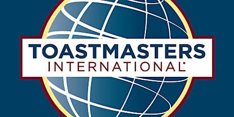 Midtown Toastmasters Open House tickets