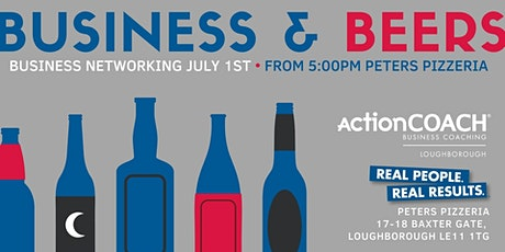 Business and Beers 1st July 2021 tickets