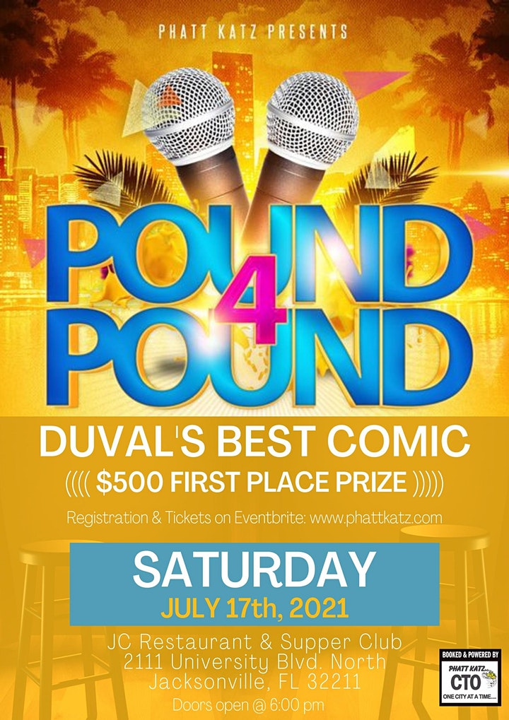 PK Pound 4 Pound -  $500 Duval's Best  Comic image