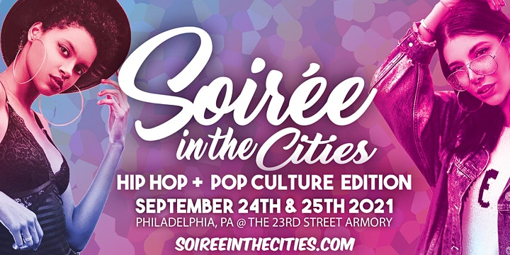VENDORS WANTED! Soiree In The Cities Girls Night Out image