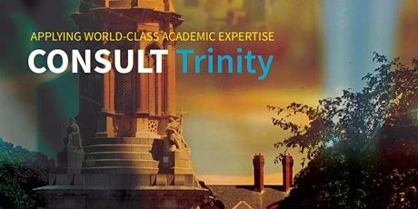 What is CONSULTANCY at Trinity College Dublin  (Academic Staff 11 Nov 21) tickets