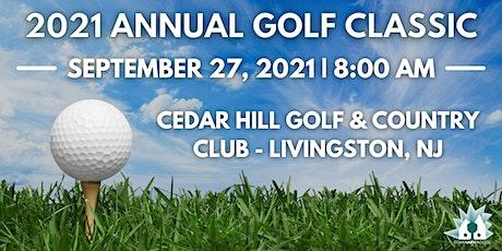 2021 CAU Golf Classic tickets