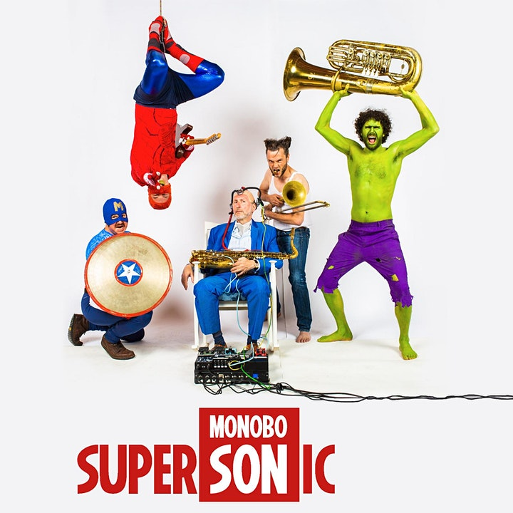 Monobo Son • Perlesreut • Zauberberg Kultur Express: Bild