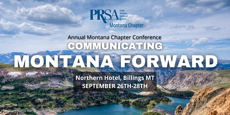 Communicating Montana Forward Public Relations Conference tickets