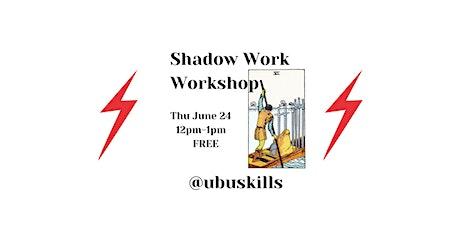 FREE Shadow Work Workshop tickets