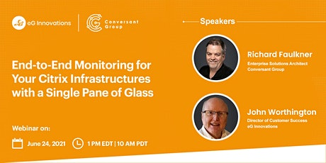 How to monitor your Citrix infrastructure from a single pane of glass tickets