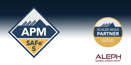 SAFe®Agile Product Management 5.0 - Aug 16 to 18- Amsterdam tickets