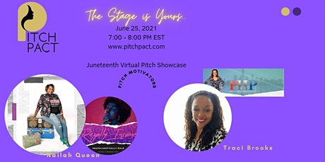 Juneteenth Pitch Your Shot Showcase tickets