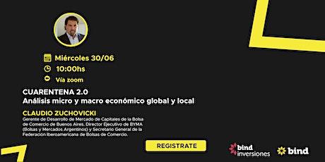 Cuarentena 2.0 - Análisis micro y macro económico global y local entradas