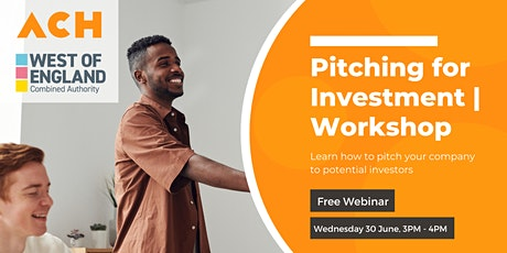 Pitching for Investment tickets