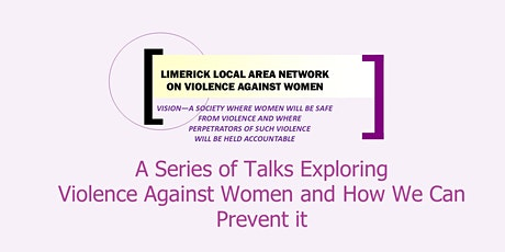 Coercive control, Sexual Harassment & Keeping Women and Girls Safe tickets