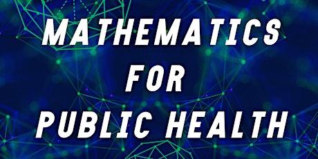 Mathematics for Public Health: Inaugural Lecture by Henri Berestycki tickets