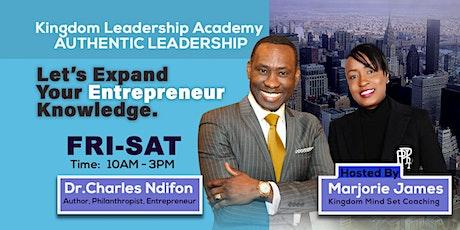 Kingdom Leadership Academy: AUTHENTIC LEADERSHIP 5.0 tickets