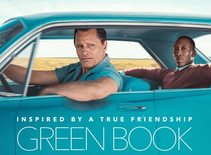 Outdoor Social Justice Film Series - Green Book(2018) image