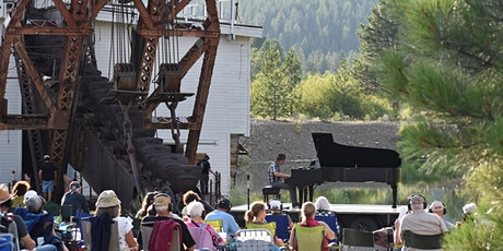 IN A LANDSCAPE: Sumpter Valley Dredge 5:30pm Sat, 9/04 tickets