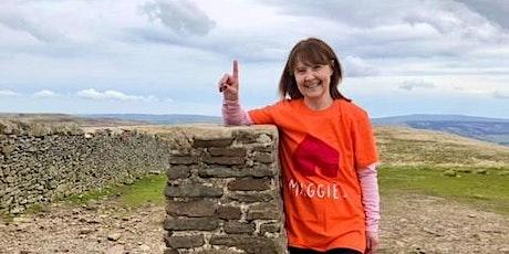 Maggie's Yorkshire Three Peaks Challenge 2021 tickets