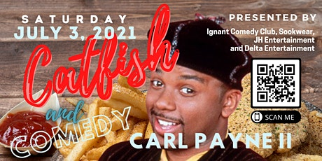 Catfish and Comedy Show tickets