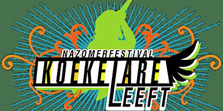 Koekelare Leeft 2021 tickets