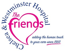 The Friends of Chelsea and Westminster Hospital logo