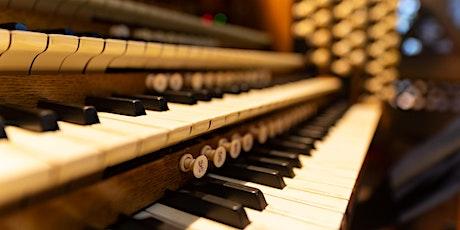 Summer Organ Festival: Peter Wright, Interim Director of Music tickets