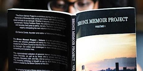 Bronx Memoir Project Anthology Vol V Book Launch Celebration tickets