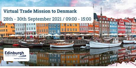 Virtual Trade Mission to Denmark - sustainability focus tickets