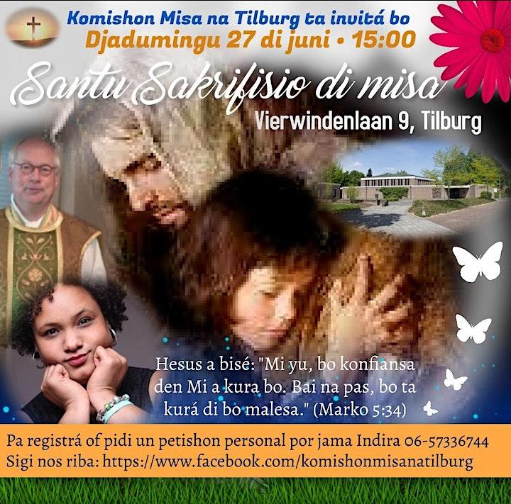 Afbeelding van Kopie van Santu Sakrifisio di misa na Tilburg