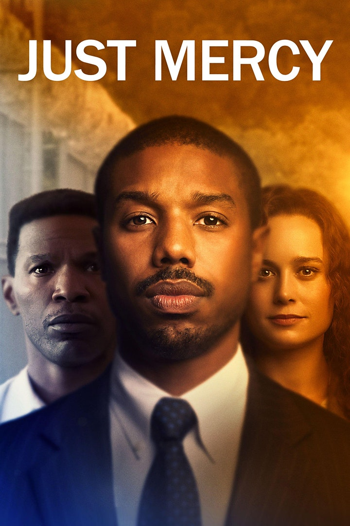 Outdoor Social Justice Film Series - Just Mercy (2019) image