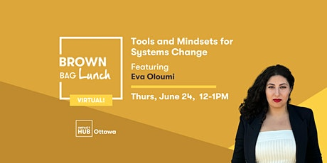 Tools and Mindsets for Systems Change tickets
