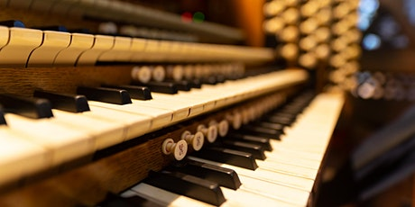 Summer Organ Festival: Tom Coxhead, Assistant Organist tickets