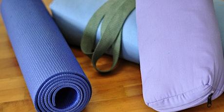 Relaxation + Better Sleep with Yoga Nidra tickets