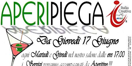 I Parrucchieri Italia Creativa parte un inedito Aperipiega biglietti