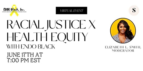 Racial Justice x Health Equity tickets
