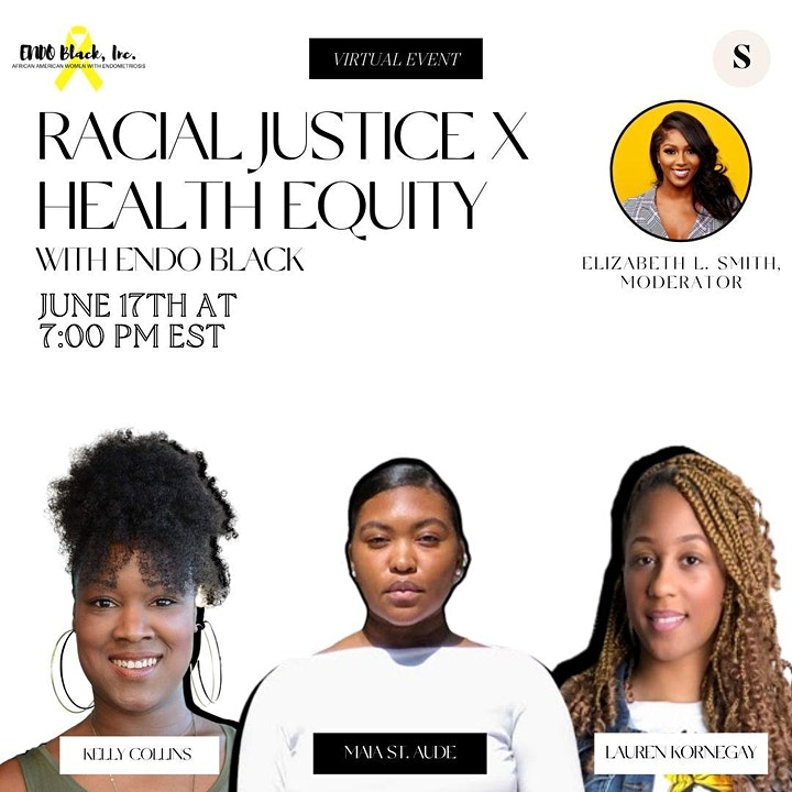 Racial Justice x Health Equity image