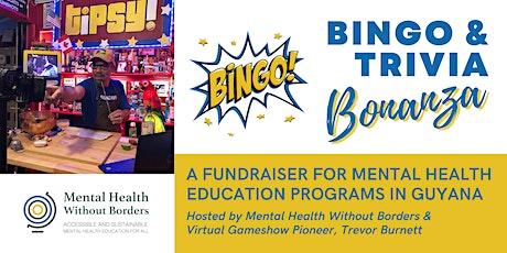 Bingo and Trivia Bonanza! tickets