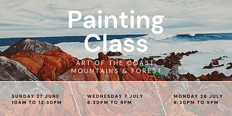Art of the Coast, Mountains & Forest tickets